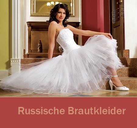 Russische Brautmode