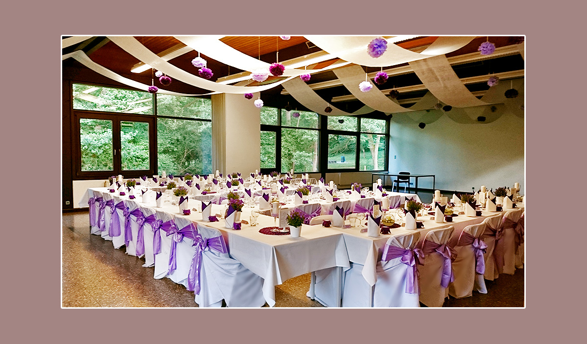 Hochzeitssaal / Festssaal AWO Waldheim - Kreis Stuttgart, Böblingen, Sindelfingen